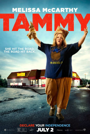 Tammy set for DVD release next month