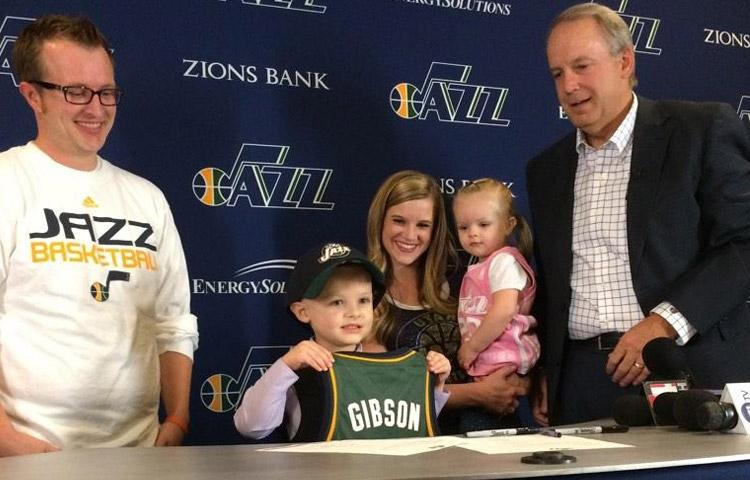 Five-year-old+signs+contract+with+Utah+Jazz