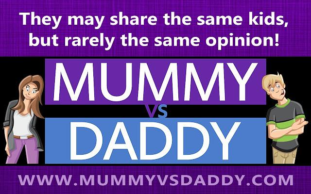Mummy+versus+Daddy+blog+funny+for+more+than+just+parents