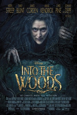Into the Woods blends music and magic