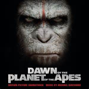 Dawn of the Planet of the Apes is action-packed