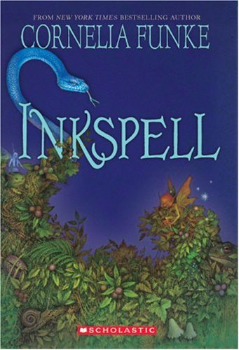 Inkspell continues the Inkheart adventures