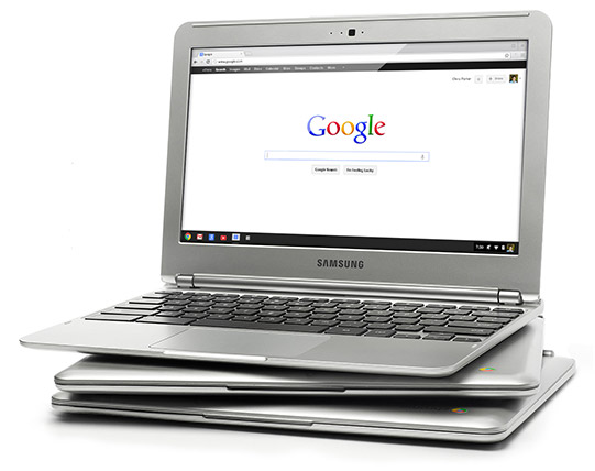 Chromebooks - one year later
