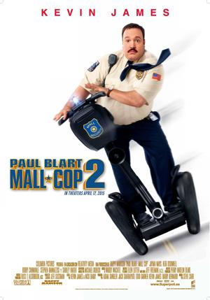 Paul Blart 2 is full of laughs