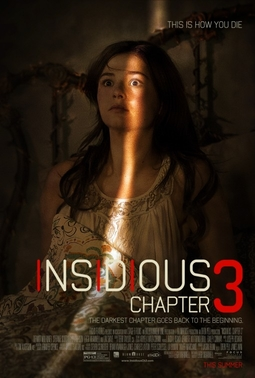 Insidious 3 adds a terrifying chapter