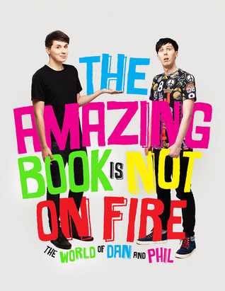 The Amazing Book is Not on Fire is an instant hit