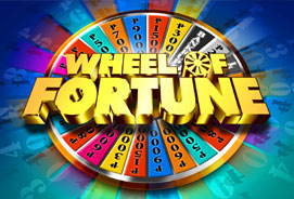 Wheel of Fortune offers classic game-show fun
