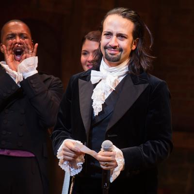 Hamilton is an instant success; movie on the way