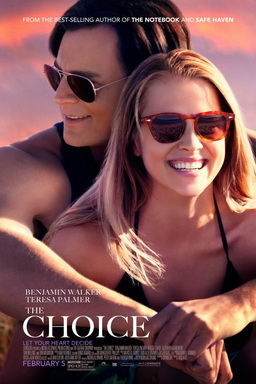 The Choice is a perfect romantic film