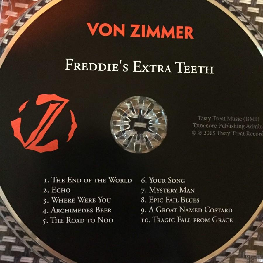 Von+Zimmer+releases+his+first+album