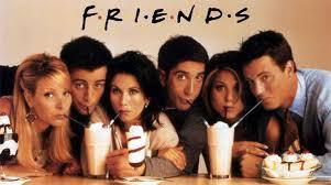 Friends is still a hit