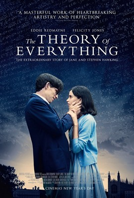 The Theory of Everything is inspirational