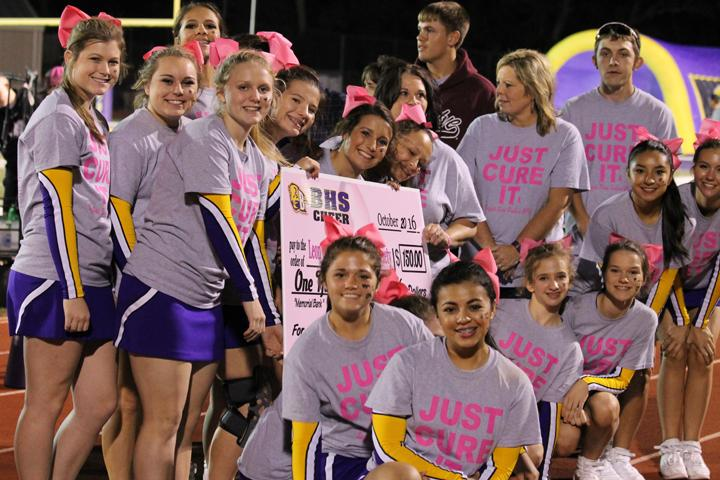 Pink Out activities honor survivors