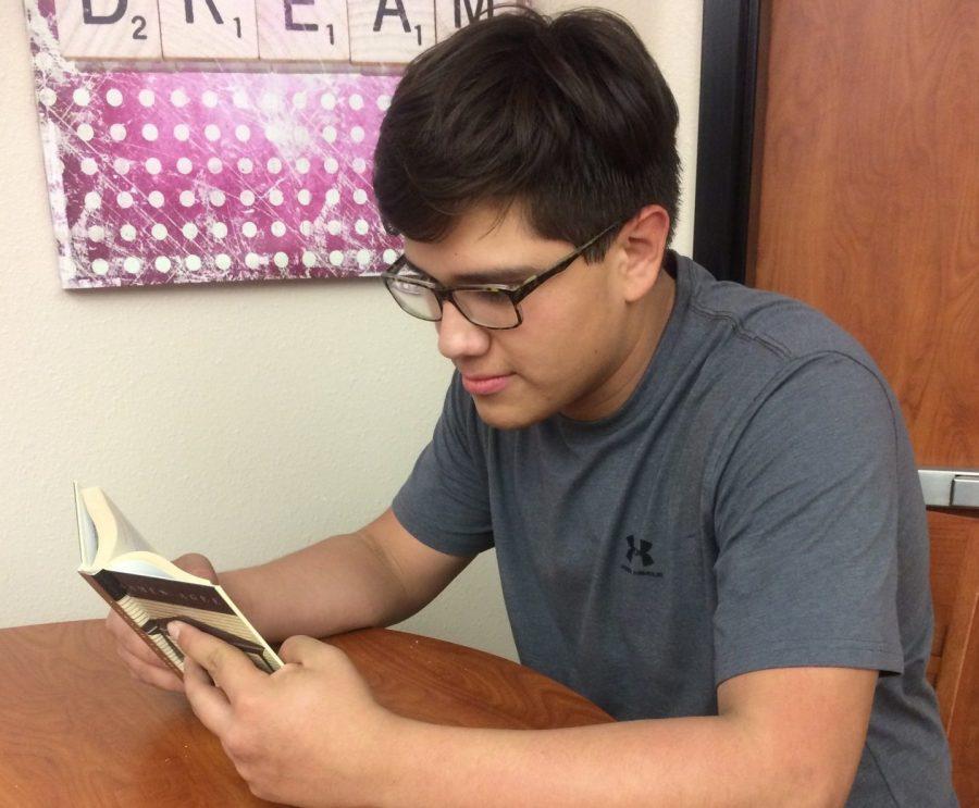 Student Spotlight: Anthony Campos