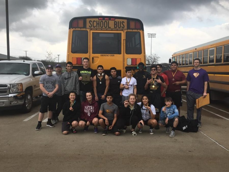 Malakoff Power-lifting Meet