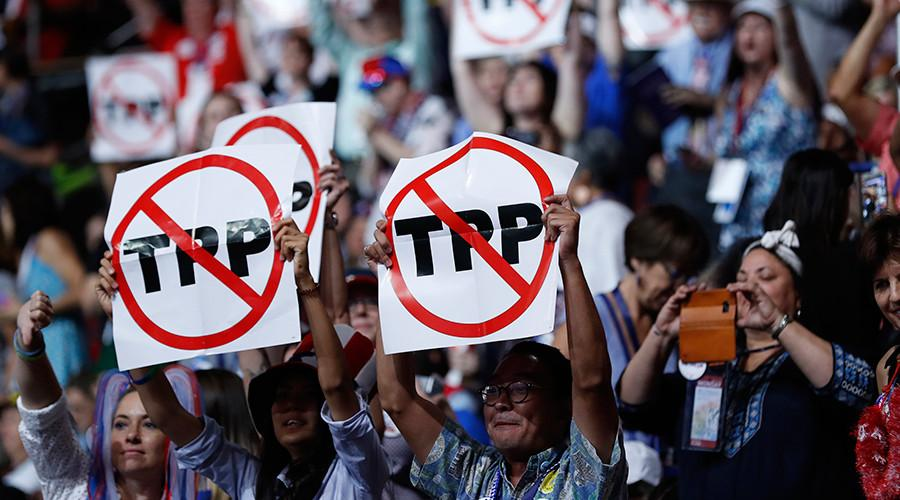 US+withdraws+from+TPP