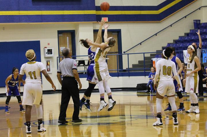 Lady Bison basketball advances to playoffs