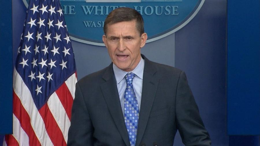 Micheal Flynn resigns as National Security Adviser
