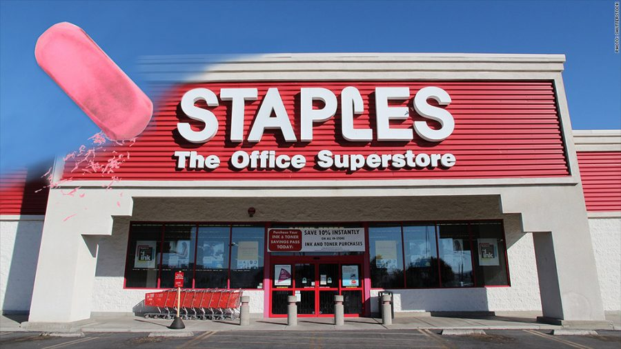 Staples expected to close more than 70 stores