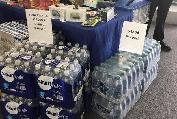Price gouging needs to stop