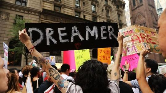 Celebs stand up against Trump concerning DACA