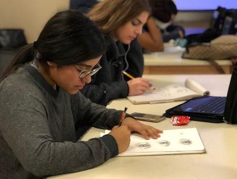 Student Spotlight: Vaneza Dominguez