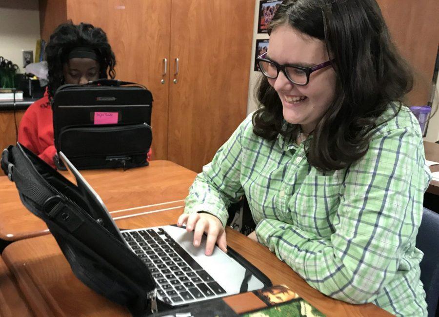 Student Spotlight: Taleah Baldwin