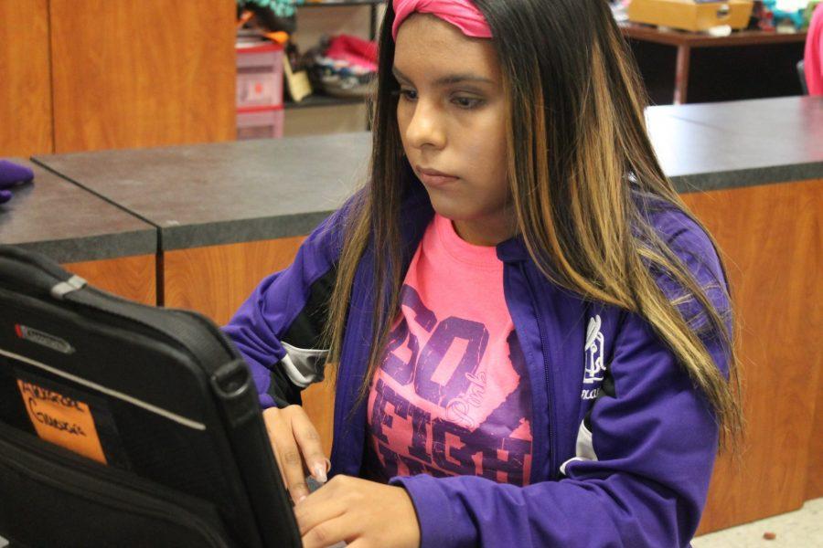 Student Spotlight: Alexandra Guevara