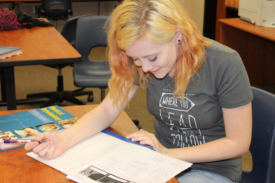 Student Spotlight: Aniah Anderson