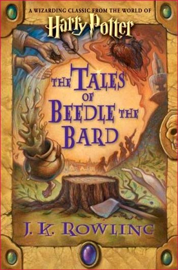 Beedle the Bard part of Rowling's charm