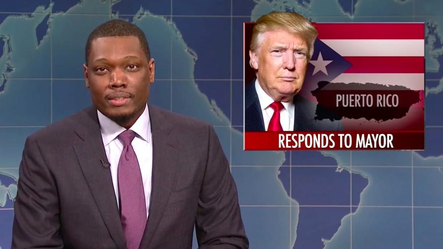 Trump's Puerto Rico response unimpressive