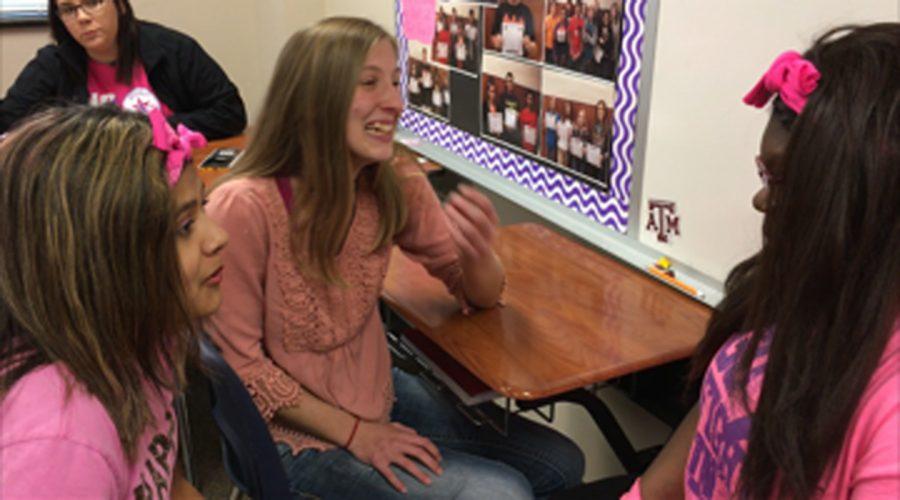 Student spotlight: Sarah Slay