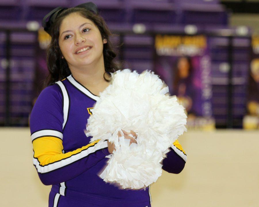 Student Spotlight: Betsy Martinez