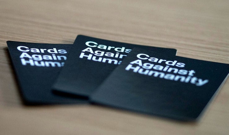 Cards For Humanity holiday campaign launched