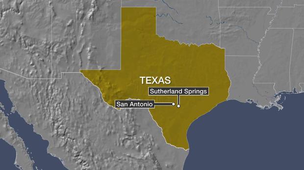 Texas+Church+Shooting+Rocks+Nation