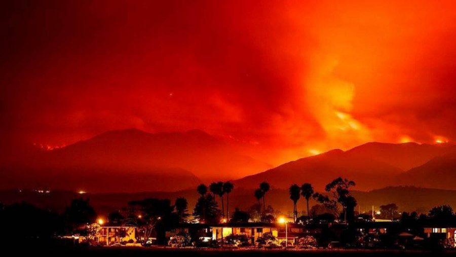 California Wildfire Out of Hand