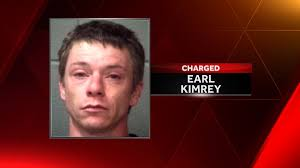 Child missing, 32-year-old Earl Kimrey charged