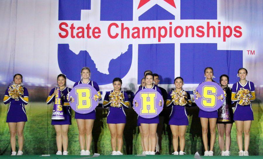 Varsity+cheerleaders+compete+in+Fort+Worth