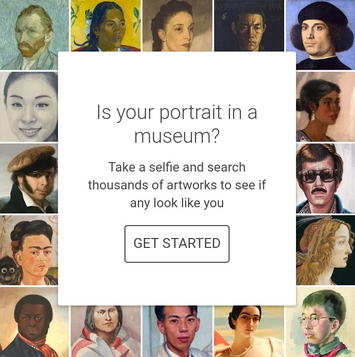 Google's portrait app not available in Texas