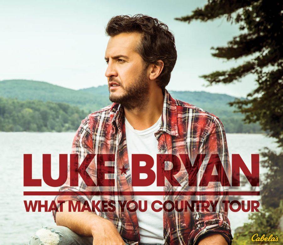 Luke Bryan creates his sixth hit album