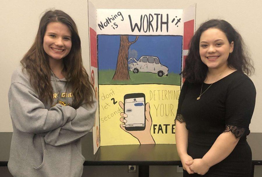Seniors win Project Celebration competition