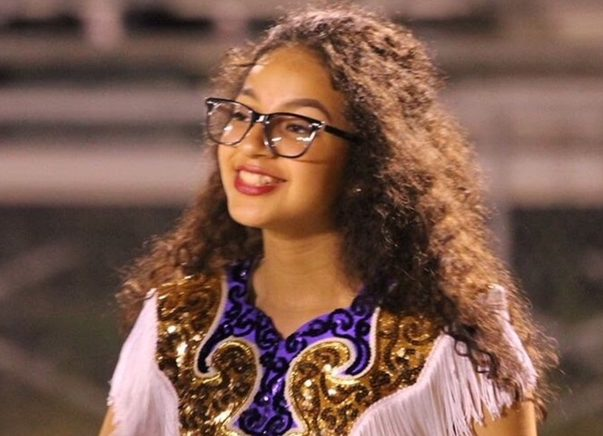 Student Spotlight: Iris Guerrero