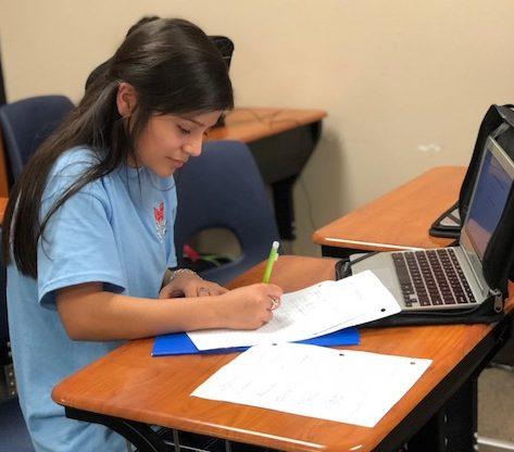 Student Spotlight: Sonia Esquivel