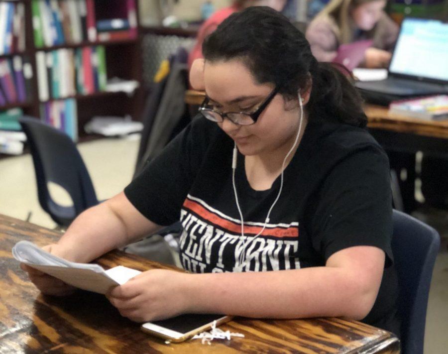 Student Spotlight: Marissa de la Cruz