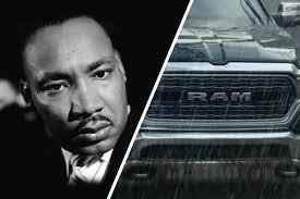 Dodge and MLK Jr.