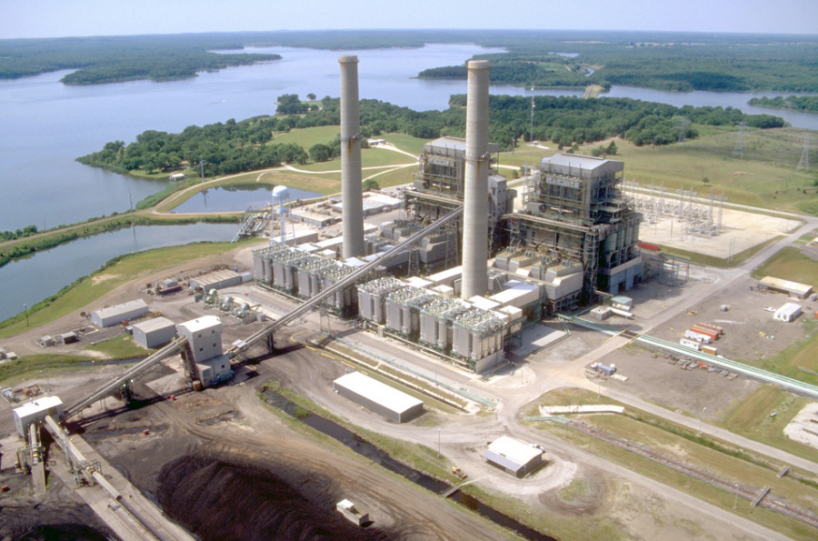 Local power plant closes