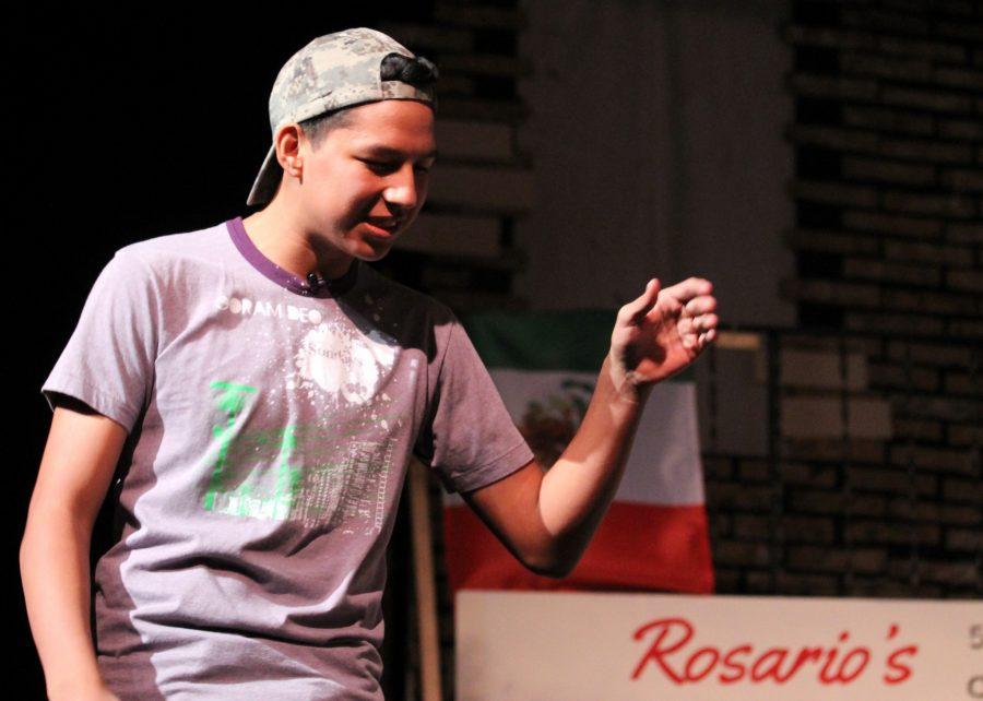 Student Spotlight: Ambrosio Villagomez