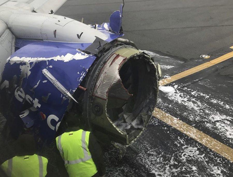 Southwest flight make emergency landing in Philadelphia
