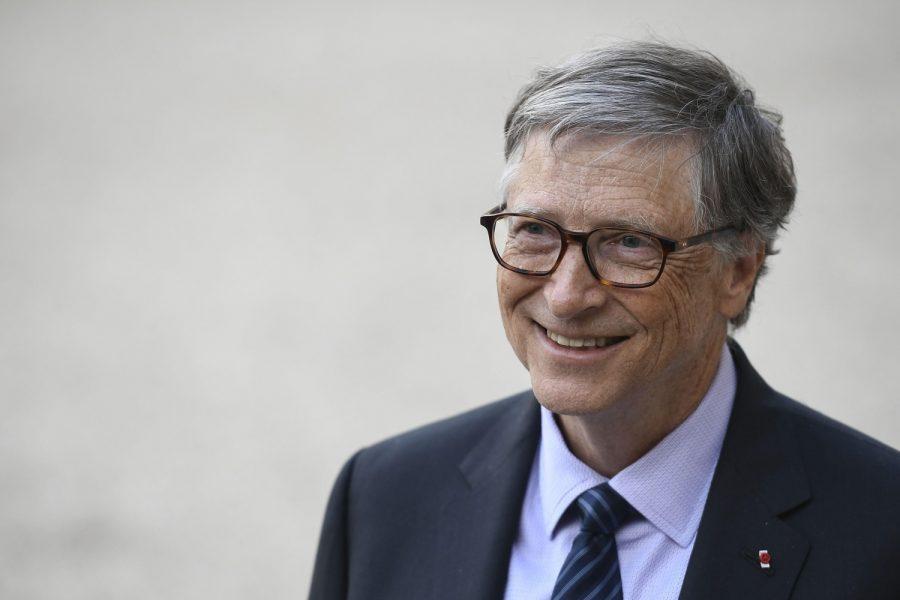 Bill Gates helps fund vaccine research