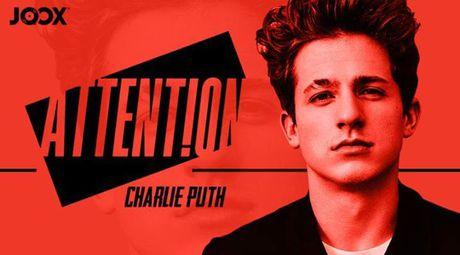 Charlie Puth gains